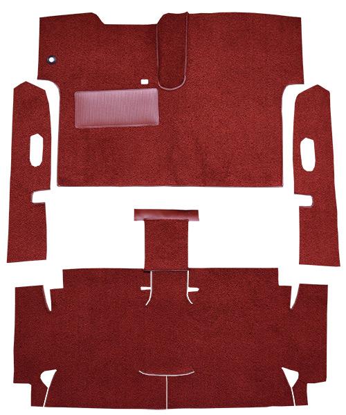 1962-1964 Chevrolet Corvair Convertible Loop Factory Fit Carpet
