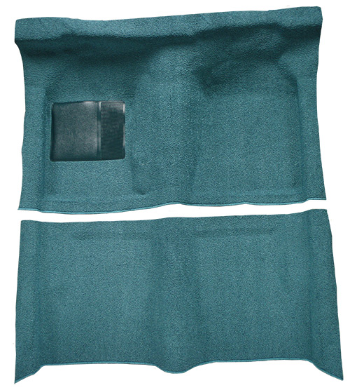 1963-1965 Ford Falcon 2 Door Hardtop Automatic *Molded Loop Factory Fit Carpet