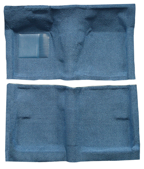1962-1965 Ford Fairlane 2 Door *Molded Loop Factory Fit Carpet