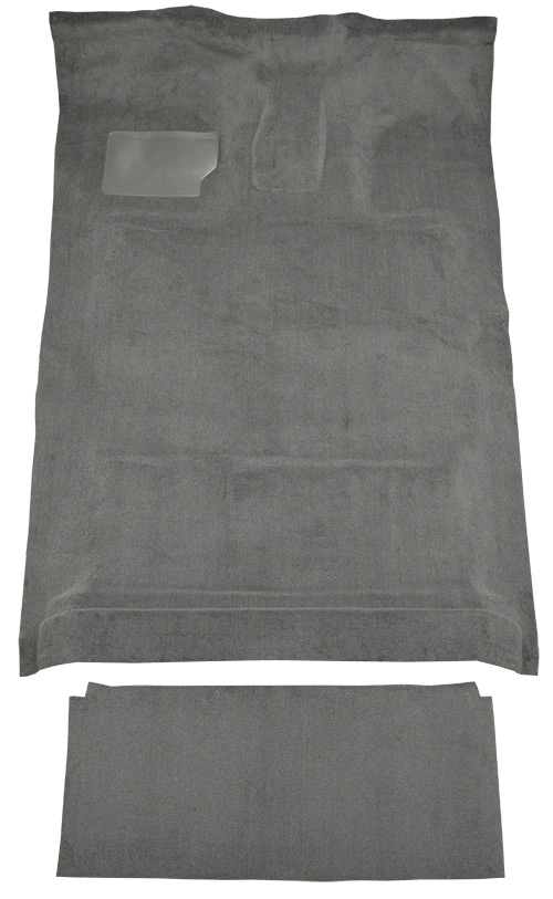 1990-1996 Ford F-350 Crew Cab Electric 4WD Cutpile Factory Fit Carpet