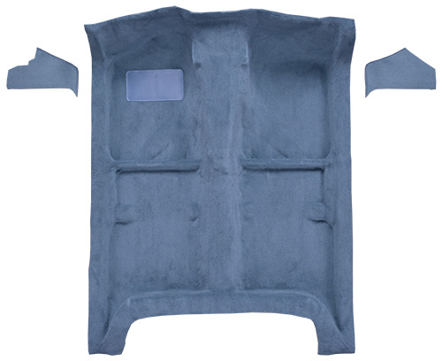 1982-1988 BMW 528e 4 Door Cutpile Factory Fit Carpet