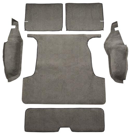 1990-1995 Toyota 4Runner 4 Door Cargo Area Cutpile Factory Fit Carpet