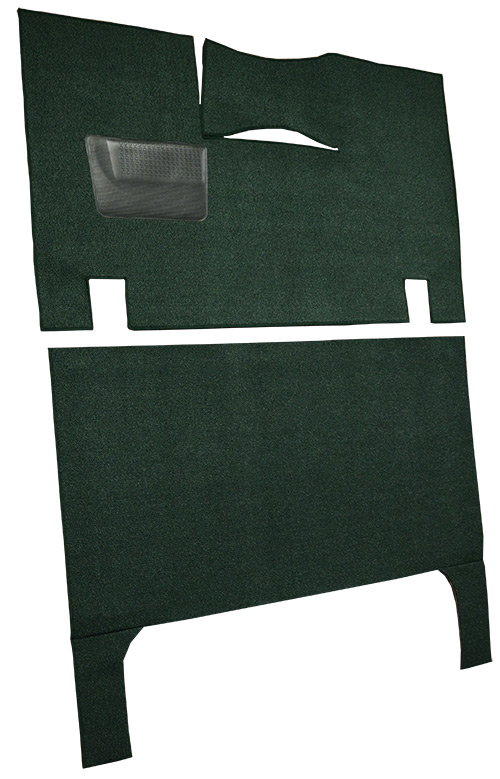 1957-1958 DeSoto Fireflite 4 Door Sedan Bench Seat Loop Factory Fit Carpet