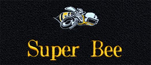 1968 1970 Dodge Coronet Super Bee Floor Mats 4pc Loop