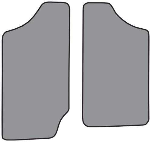 1982-1993 Chevrolet S10 Cutpile 2pc Factory Fit Floor Mats