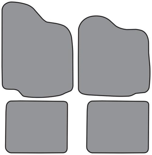 Suzuki Samurai Floor Mats