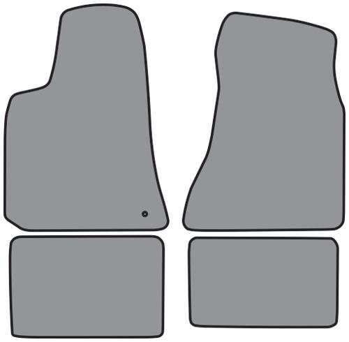 dodge charger cargo/trunk & floor mats   factory oem parts