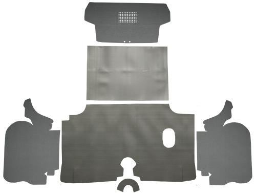Factory Fit Floor Amp Trunk Mats Factory Oem Parts