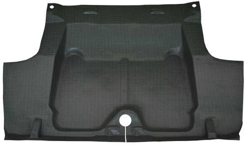 1967 Chevrolet Camaro Vinyl Factory Fit Trunk Mat