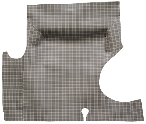 1964-1965 Mercury Comet Coupe or Convertible Fleece Factory Fit Trunk Mat
