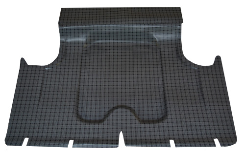 1965 Dodge Coronet Vinyl Factory Fit Trunk Mat