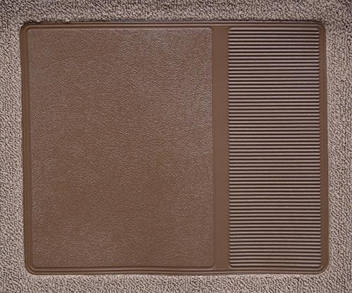1963 Ford Galaxie Carpet Replacement - Complete - Loop | Fits: 2DR, Sedan, 4spd, Foot Wells, Long Rear