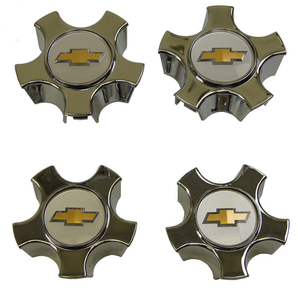 2005 11 Malibu Hhr Cobalt Wheel Center Hub Caps Qty4 5
