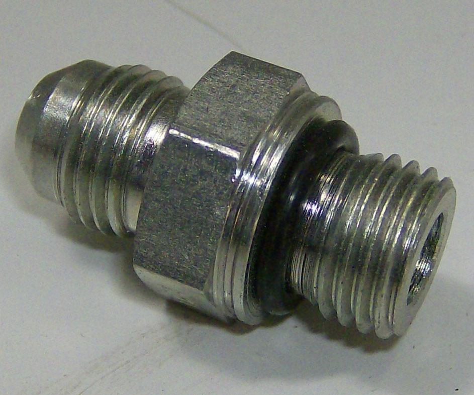 CONNECTOR,AIR COMPRESSOR OIL HOSE | Factory OEM Parts