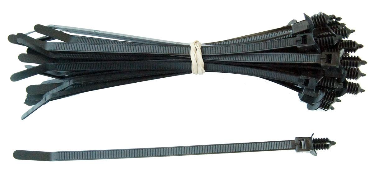 Quantity 15 - Fir Tree Zip Tie Frame 7.5\