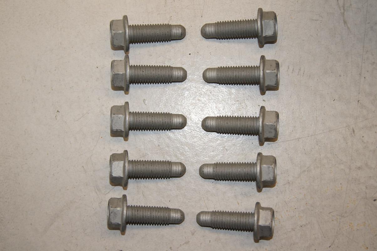 Flanged Bolt Mnp Corp Utica Mi Factory Oem Parts
