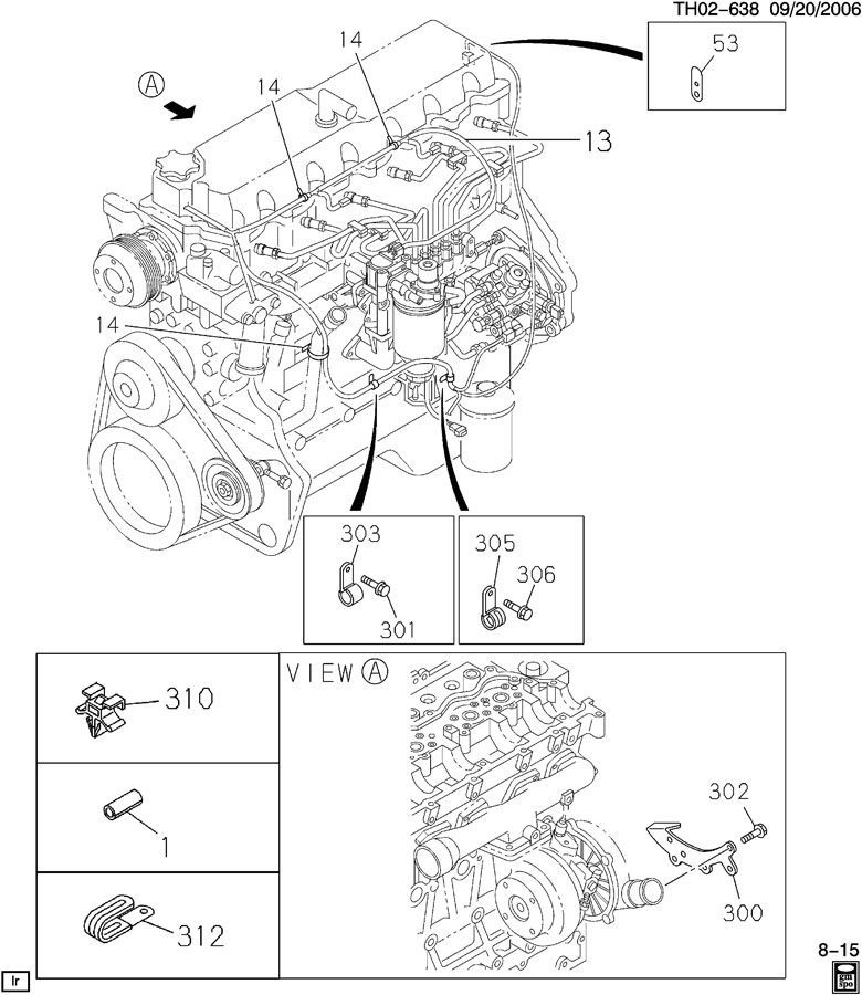 Gmc T6500 Fuse Box Diagram - Wiring Diagram Manual