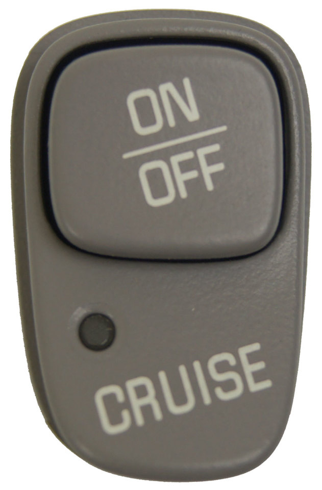 2000-2003 Buick LeSabre Cruise Control Switch New OEM Charcoal ... on dodge cruise control, kia cruise control, chevy truck cruise control, kenworth cruise control, audi cruise control, 1995 lesabre cruise control, range rover cruise control, freightliner cruise control, chevrolet cruze cruise control, mgb cruise control, toyota cruise control,