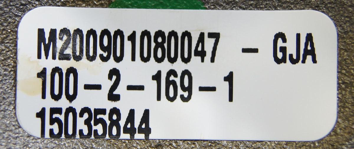 Propeller Shaft Yoke Universal Joint Topkick Tilt Cab 15035844