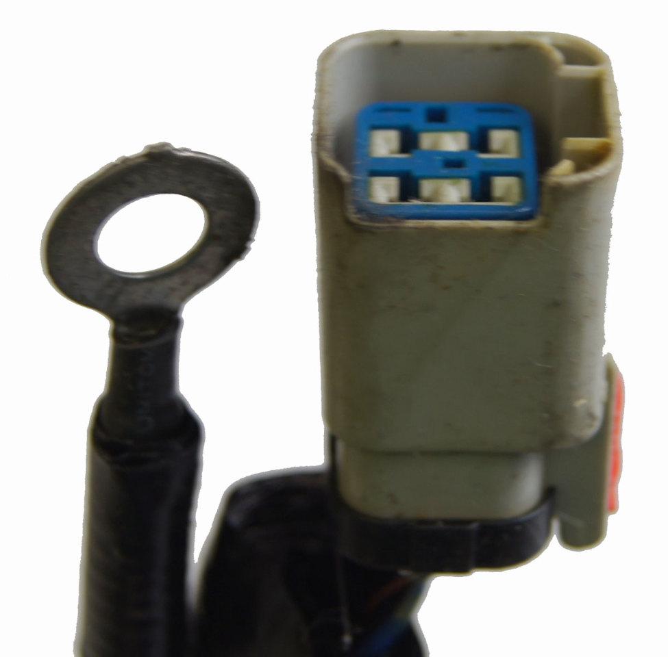 04 09 Gmc Topkick Chevy Kodiak Fuel Wire Harness 15112351 15112351