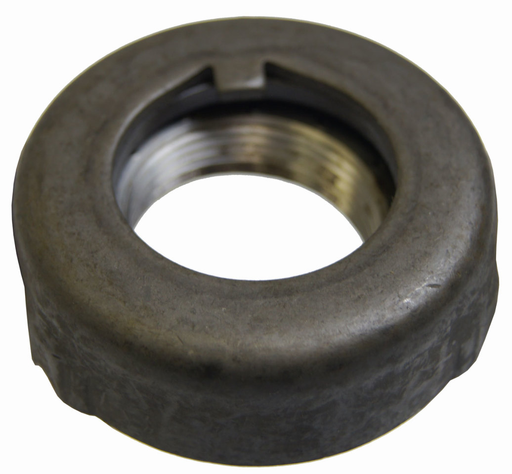 Spindle Axle With Bearing : Topkick kodiak front knuckle spindle axle wheel