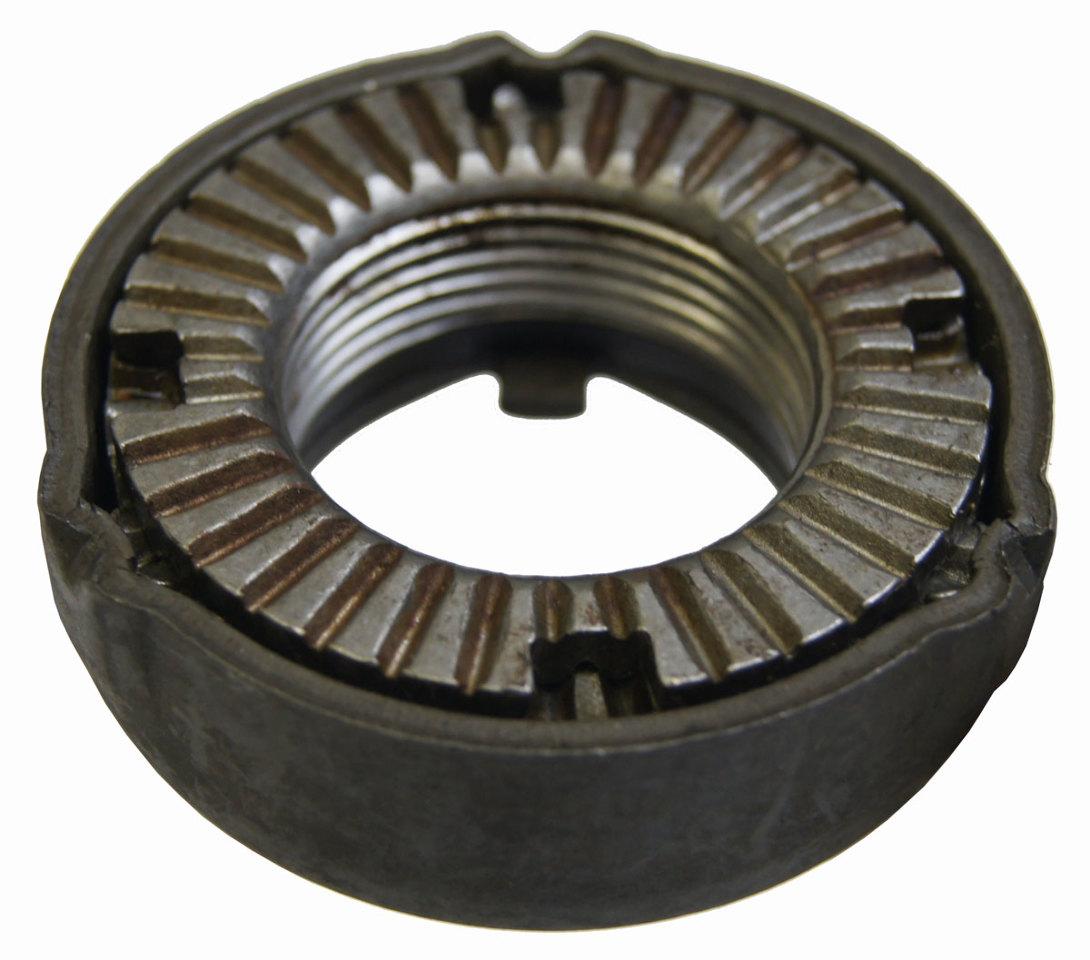 Topkick kodiak original parts factory oem parts 2003 09 topkickkodiak front knuckle spindle axle wheel bearing nut new 15125100 sciox Choice Image