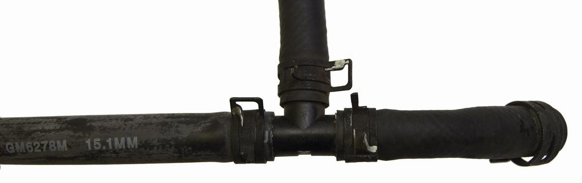 2003 Chevy Kodiak C6500 C7500 C8500 Heater Hose 15178664 1532526