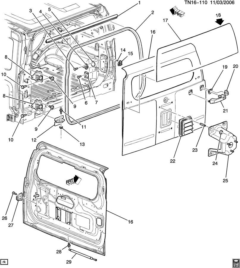 cadillac xlr door parts diagram  cadillac  auto wiring diagram