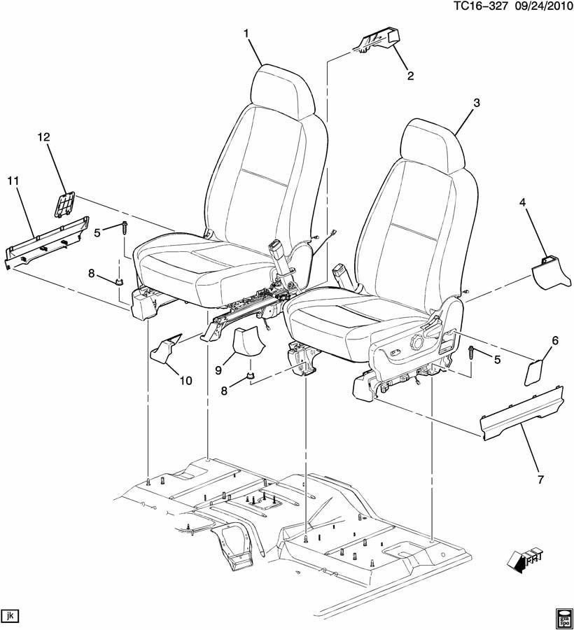 wiring diagram for 2012 cad escalade front seat   47