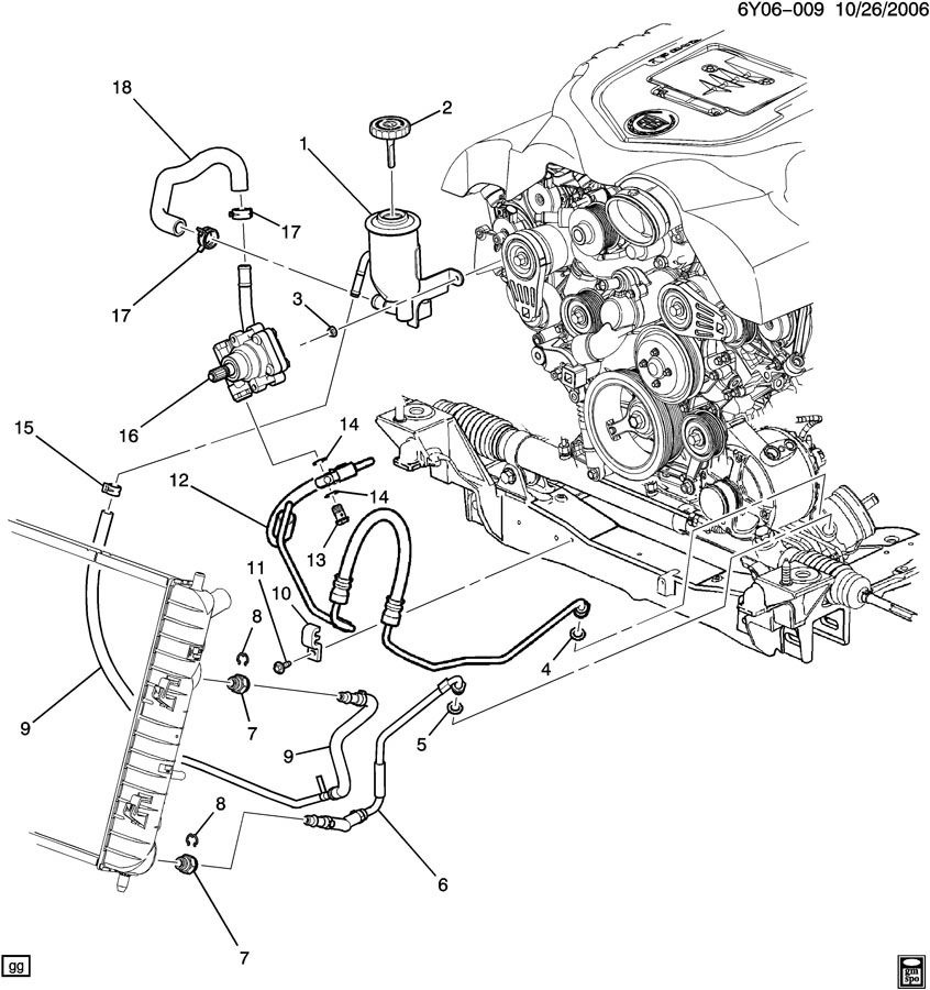 Mazda Tribute Power Steering Diagram together with Pcv Breather Hose Passenger Side 2006 2007 Wrx 2004 2011 Sti 2004 2008 Forester Xt likewise 2001 Nissan Pathfinder Brake Line Diagram moreover Typical Rack N Pinion Steering System furthermore Engine. on power steering line