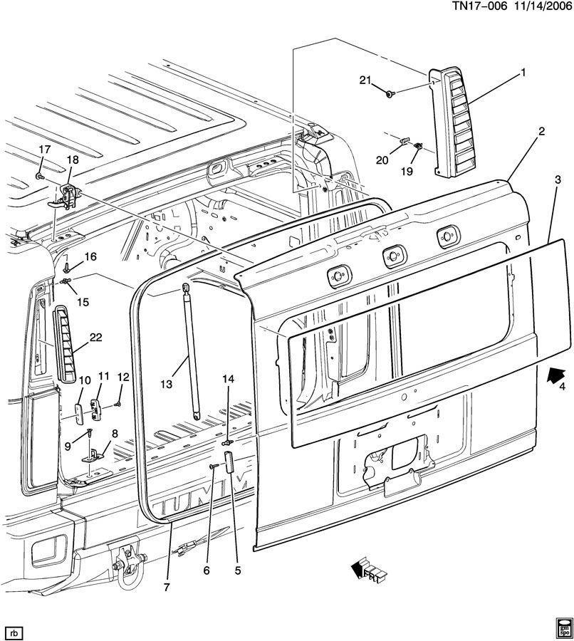hummer h3 sunroof drain diagram cadillac dts sunroof drain