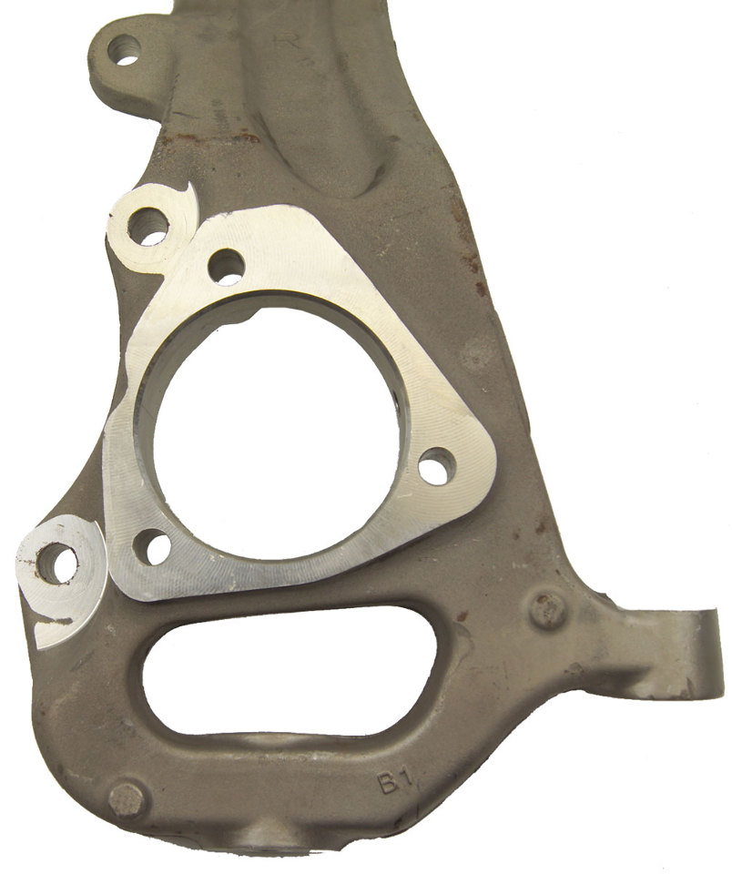 Awd Cadillac Cts: 2008-2014 Cadillac CTS & CTS-V Steering Knuckle W/O AWD New OEM Right Front