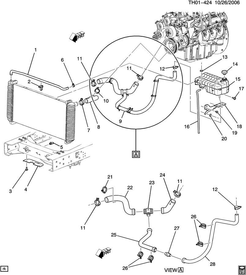 radiator hose diagram   21 wiring diagram images