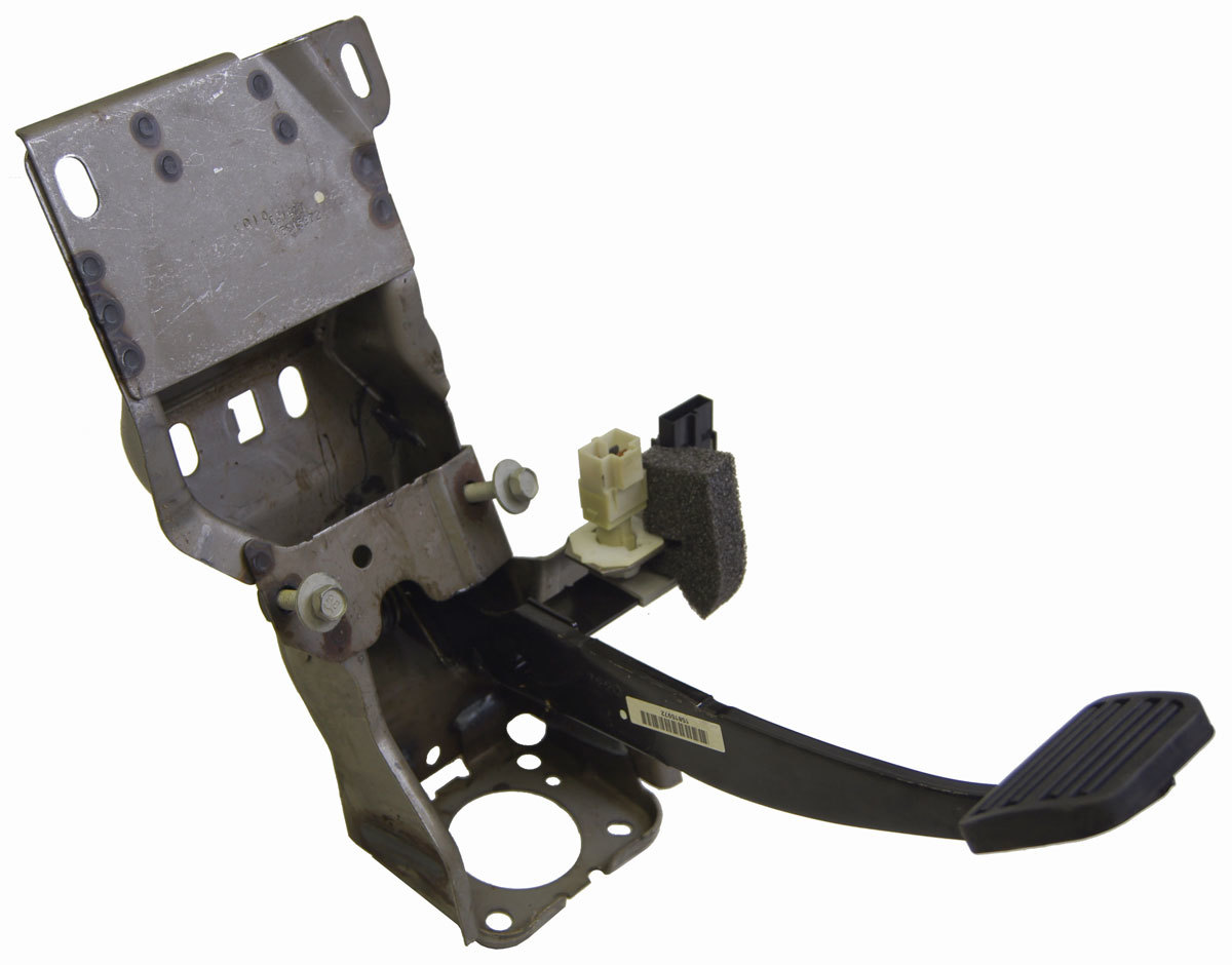 2007 2009 Hummer H3 H3t Brake Pedal W Bracket Rhd New