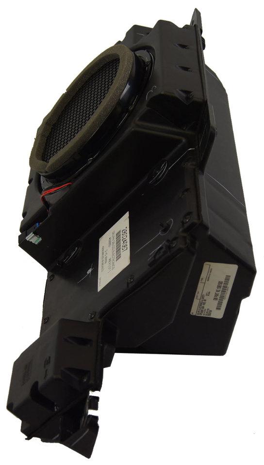 Auto Parts Interchange >> 2006-2010 Hummer H3 Subwoofer With Enclosure New OEM 15851583 15283016 Premium | Factory OEM Parts