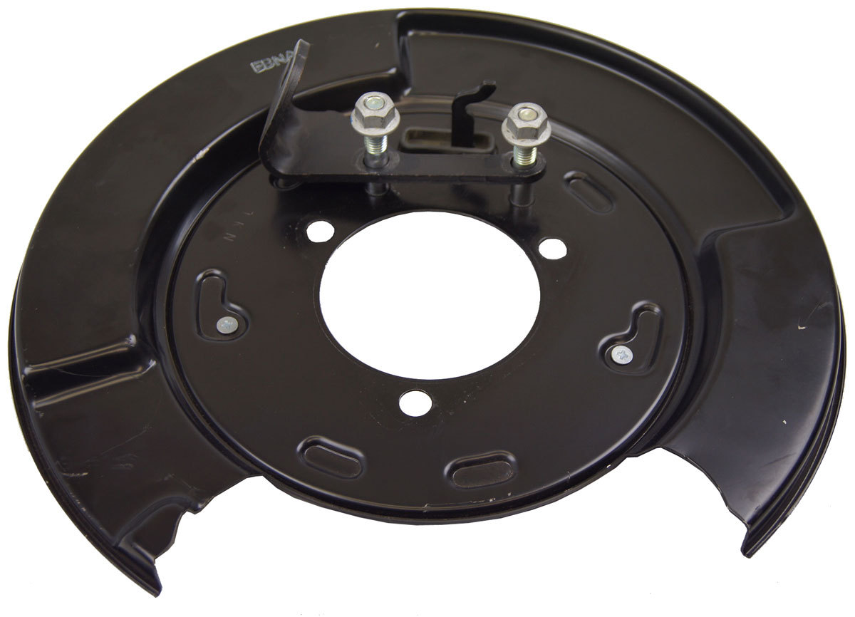 2008-2014 Cadillac CTS Emergency Brake Pads Dust Shield ...