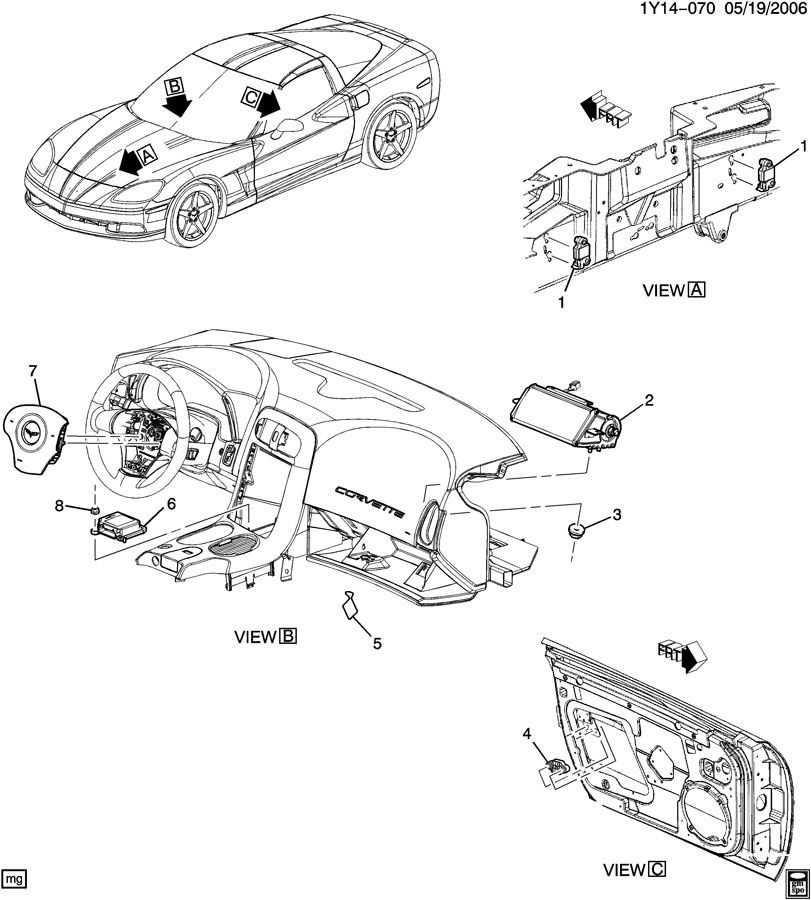 82 corvette ecu wiring diagram corvette ecu wiring diagram #1