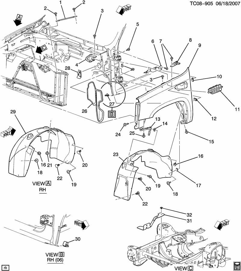 Pontiac Solstice Trunk Diagram Com
