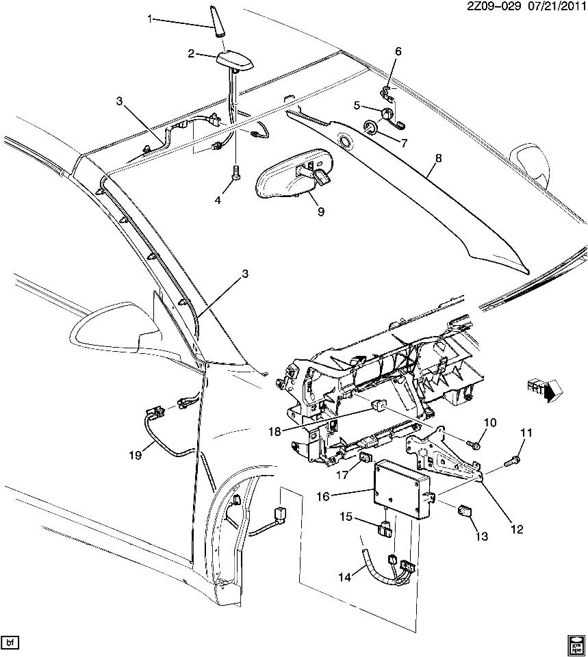 2006 pontiac g6 under hood diagram