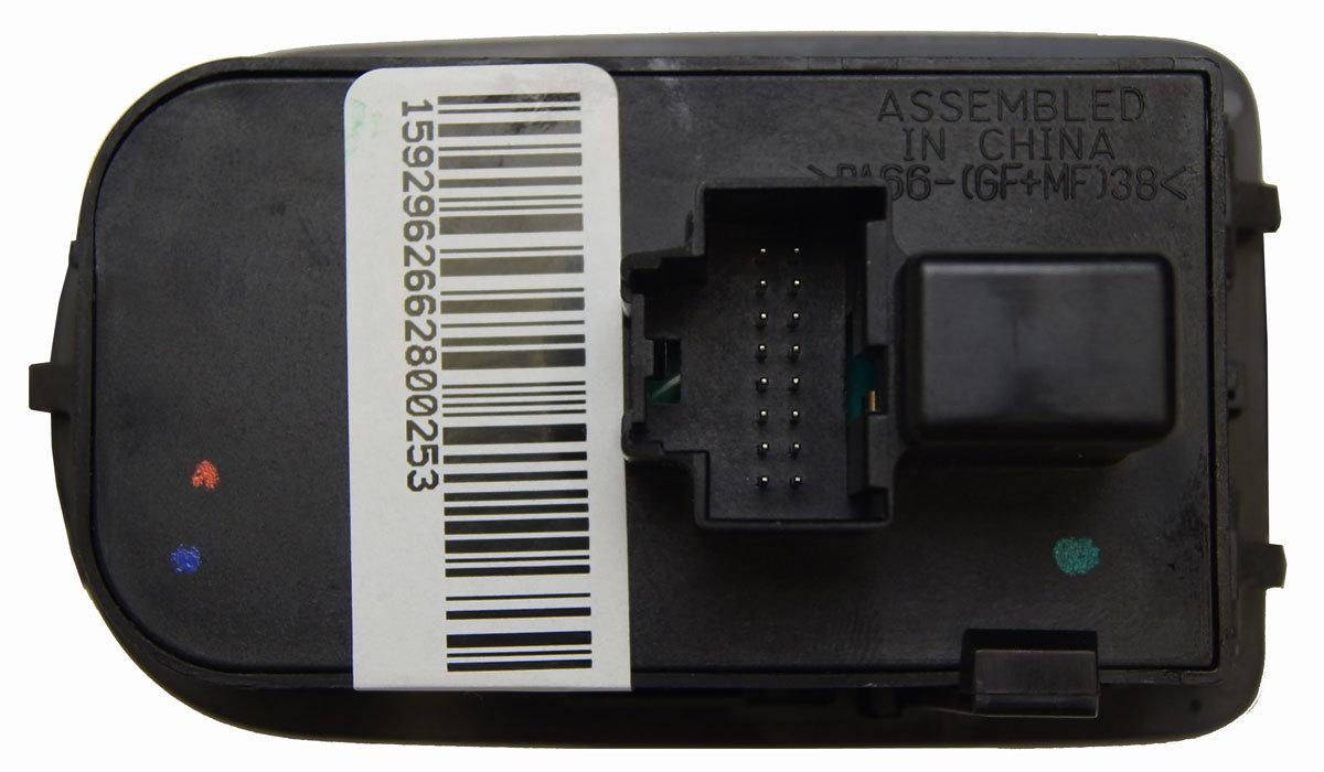 2006 2011 chevy impala headlight switch w foglamps new oem. Black Bedroom Furniture Sets. Home Design Ideas