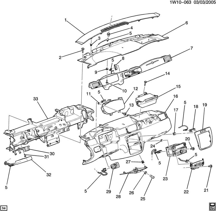 2004 hummer h2 light switch diagram