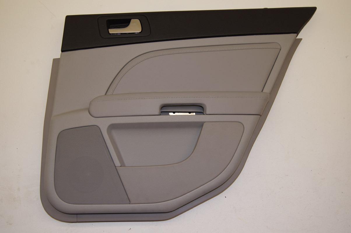 08 11 Cadillac Sts Passenger Rear Door Panel 15949584 Rh Factory Oem Parts