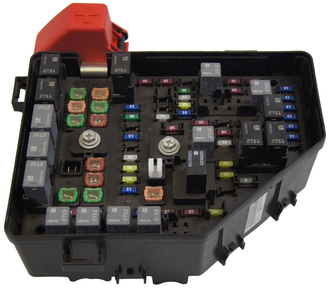 2010 buick enclave saturn outlook chevy traverse fuse box block 2010 buick enclave saturn outlook chevy traverse fuse box block new oem 20832836