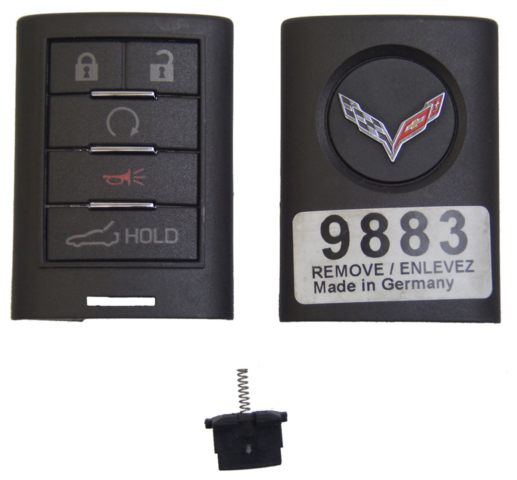 Remote Door Lock For A  Chevrolet Lumina Car