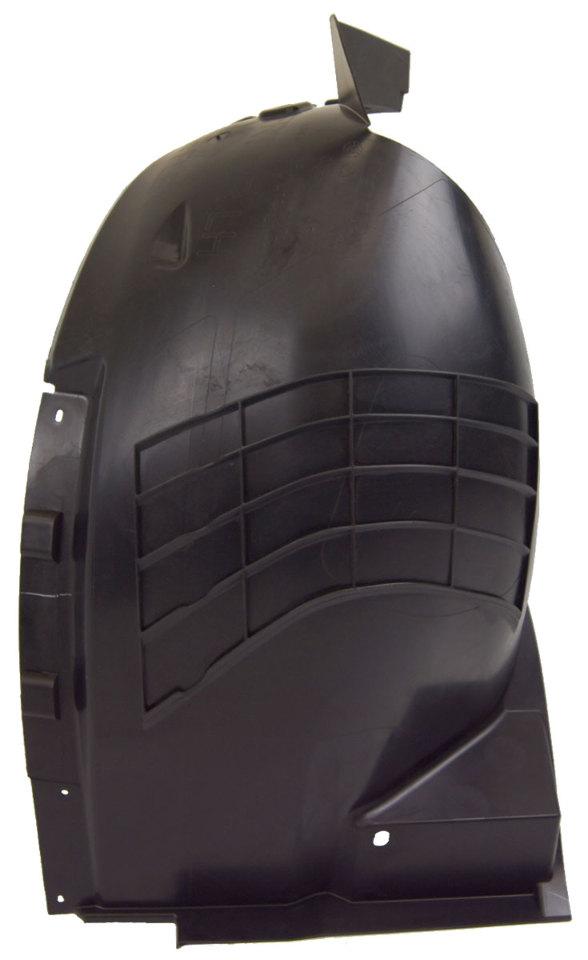 Fender Liner Material : Chevrolet volt front left fender wheel liner