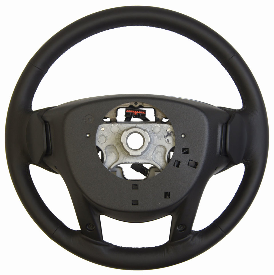 2013 2015 cadillac xts steering wheel w heated w o. Black Bedroom Furniture Sets. Home Design Ideas