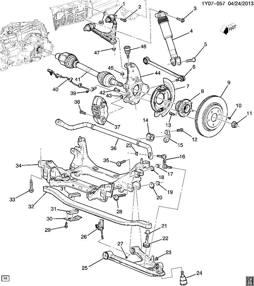 2014 2016 chevy corvette c7 right rear sensor suspension level system new 231105 ebay. Black Bedroom Furniture Sets. Home Design Ideas