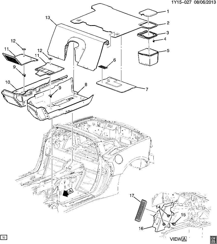 2014 corvette parts catalog