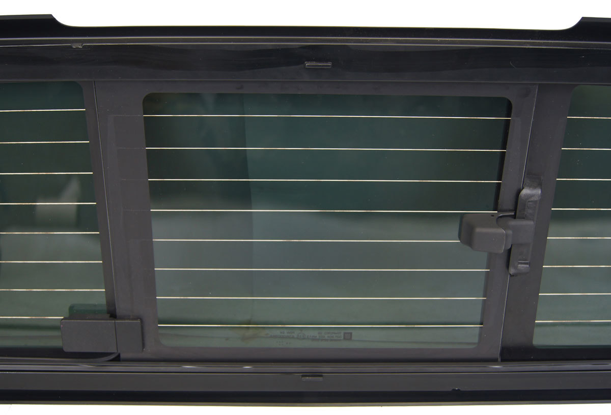 2015-2016 Chevy Colorado GMC Canyon Rear Window Manual Tinted W/Defrost 23338345 | Factory OEM Parts