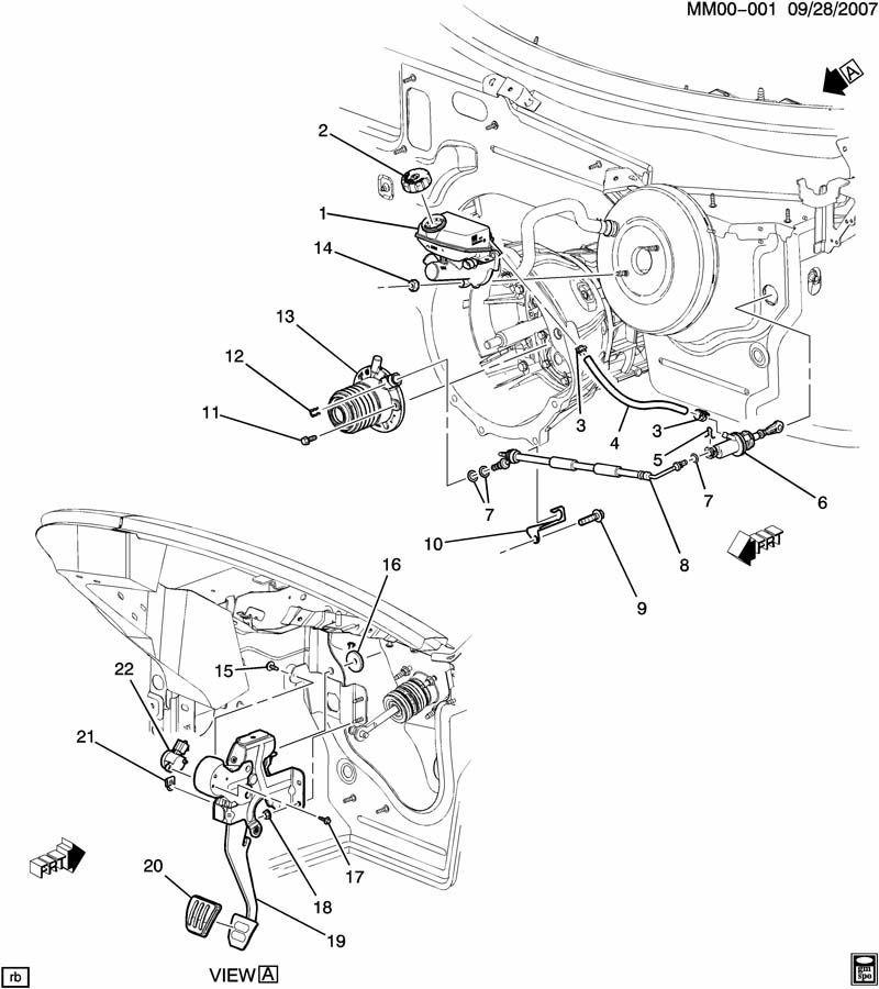 2007 2010 saturn sky pontiac solstice cylinder turbo redline gxp 24234308 factory oem parts